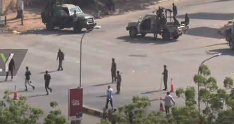 Sudan: Security Forces Beat Residents With Sticks After Coup in Khartoum