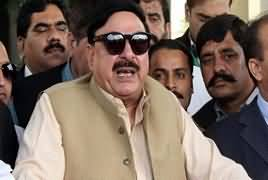 Supreme Court Summoned Minister For Railways Sheikh Rasheed