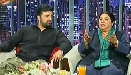 Syasi Theater (Dr. Yasmin Rashid (PTI) & Asad Malik) – 29th December 2014