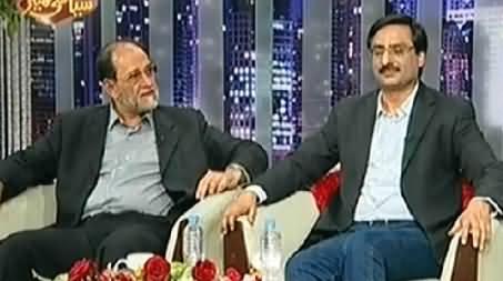 Syasi Theater (Javed Chaudhry & Sheikh Rohail Asghar) – 20th January 2015