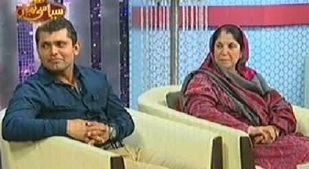 Syasi Theater (Kamran Akmal & Sadia Rashid) – 9th February 2015