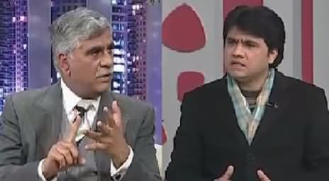 Syasi Theater on Express News – 20th January 2015