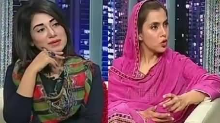 Syasi Theater (Punjab Food Director Ayesha Mumtaz) – 26th September 2015