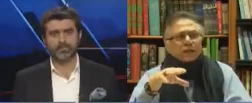 Tabdeeli Ameer Abbas Kay Sath (Hassan Nisar Exclusive Interview) - 9th November 2018