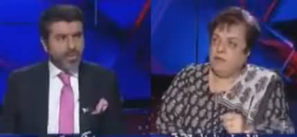 Tabdeeli Ameer Abbas Kay Sath (Shireen Mazari Exclusive Interview) - 30th October 2018