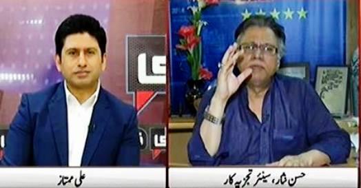 Tabdeeli (Hassan Nisar Exclusive Interview) – 22nd September 2016