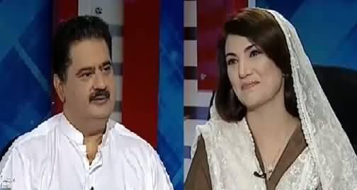 Tabdeeli Reham Khan Kay Saath (Nabil Gabol Exclusive Interview) – 18th April 2016