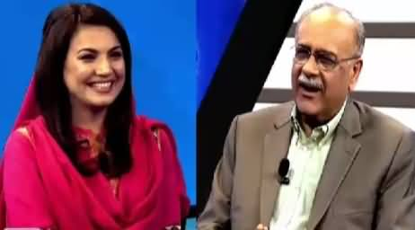 Tabdeeli Reham Khan Kay Saath (Najam Sethi Exclusive Interview) – 23rd December 2015