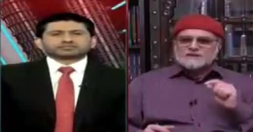 Tabdeeli (Zaid Hamid Special Interview on Pak Afghan Issue) – 14th June 2016