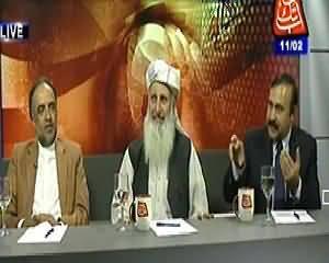 Table Talk (Agar Taliban Nahi To Kaun Dhamake Kar Raha Hai?) – 11th February 2014