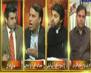 Table Talk (Are Govt and Army Both on Same Page?) – 8th April 2014