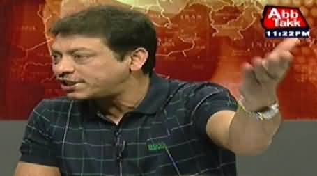Table Talk (Faisal Raza Abdi Exclusive Interview) – 17th July 2014