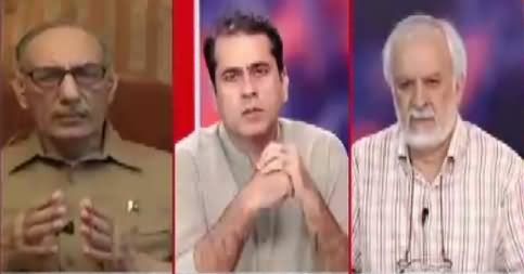 Table Talk (Formation of National & Provincial Govt) – 11th August 2018