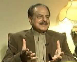 Table Talk (Gen. Hameed Gul on Pak India Relations) - 7th November 2013