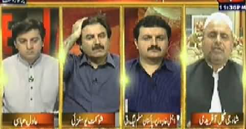 Table Talk (How Much Important Pakistani Citizen For Govt) – 8th July 2014