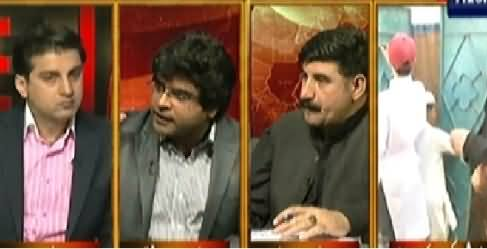 Table Talk (How We See A Polio Free Pakistan?) – 23rd October 2014