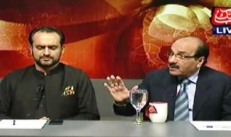 Table Talk (Is Political Crises Going Towards Solution?) - 4th September 2014