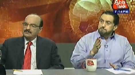 Table Talk (Is PTI Going to Convert into PNA) - 13th May 2014