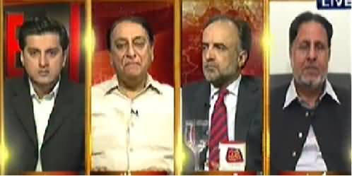 Table Talk (Javed Hashmi Ka Akhri Muqabla, Multan Mein) – 16th October 2014