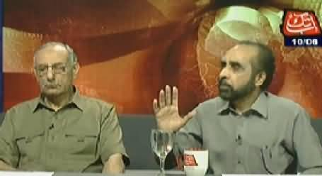 Table Talk (Karachi Attack, Is Peace Talks End) – 10th June 2014