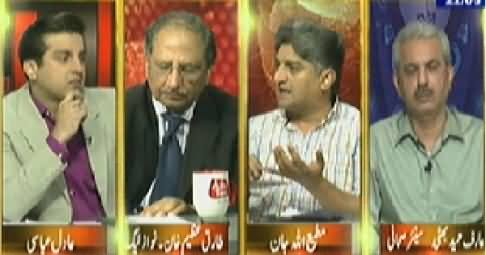 Table Talk (Media Should Only Analyse, Not Decide) - 22nd May 2014