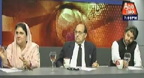 Table Talk (Military Operation in North Waziristan) – 26th June 2014