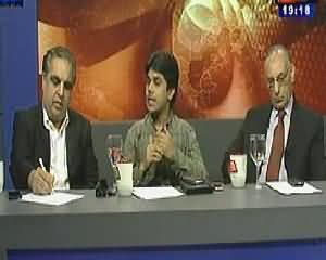 Table Talk (Only Supreme Court is Last Hope For Musharraf) – 3rd April 2014