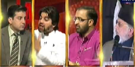 Table Talk (PAT Dharna Ended, Where is Revolution?) – 22nd October 2014