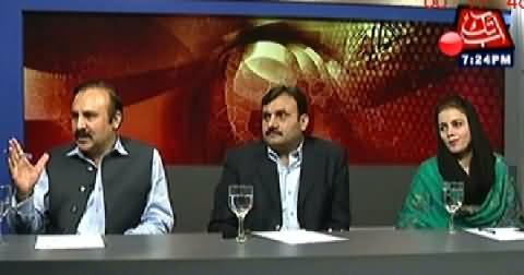 Table Talk (PTI Resignations A Way to Mid Term Elections) - 29th October 2014
