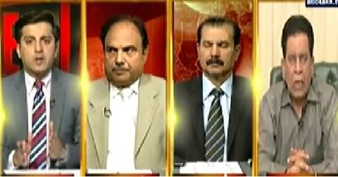 Table Talk (Punjab Mein People Party Taqseem Ho Gai) – 15th October 2014