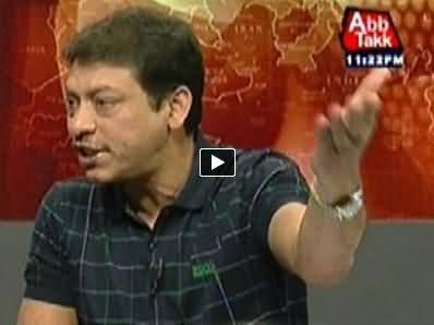 Table Talk REPEAT (Faisal Raza Abdi Exclusive Interview) – 24th July 2014