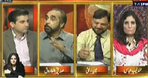 Table Talk (Revolution For What and Why?) – 24th June 2014