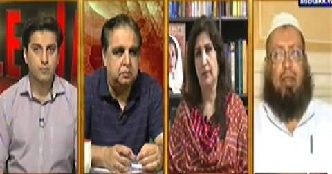 Table Talk (Sectarian Killings Increasing in Karachi) – 11th September 2014