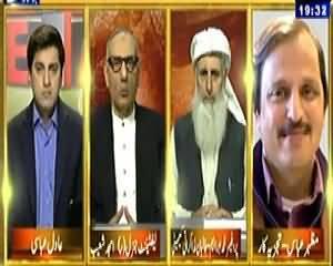 Table Talk (Tharparkar Mein Qehat Sali, Loog Marney Lage) – 6th March 2014