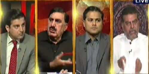 Table Talk (What is the Actual Dispute Between MQM & PPP) – 21st October 2014