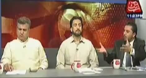 Table Talk (What is the History of Rigging in Pakistan) – 9th July 2014