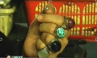 Tafteesh - 2nd June 2013 (Pakistan Stone Jewelry)