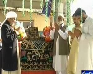 Tafteesh (Sai Gulam Hussain Kay 40 Sala Chillay Ki Kahani) – 21st April 2014