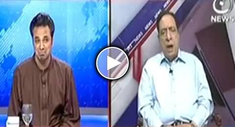 Tahir ul Qadri Has Committed Blasphemy Against Holy Prophet (PBUH) - Ata ul Haq Qasmi