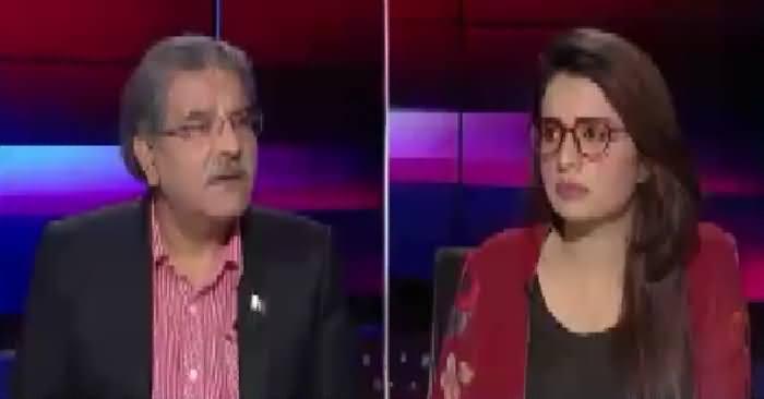 Tajzia Sami Ibrahim Kay Sath (Azam Khan in NAB) – 20th October 2018