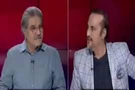 Tajzia Sami Ibrahim Kay Sath (Babar Awan Exclusive Interview) – 10th May 2019