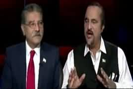 Tajzia Sami Ibrahim Kay Sath (Babar Awan Interview) – 17th April 2018