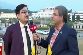 Tajzia Sami Ibrahim Kay Sath (Iftikhar Durrani Ki Ghalat Bayani) – 15th November 2018