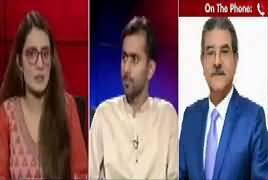 Tajzia Sami Ibrahim Kay Sath (Imran Khan Meets Trump) – 23rd July 2019