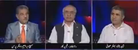 Tajzia Sami Ibrahim Kay Sath (Khawaja Asif Ki Na Ahli) - 26th April 2018