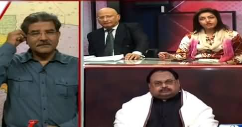 Tajzia With Sami Ibrahim (Altaf Hussain in New Trouble) – 18th March 2015