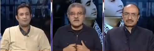 Tajzia with Sami Ibrahim (Asif Bhutto's Entry in Politics) - 30th November 2020