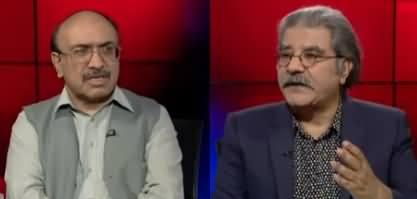 Tajzia With Sami Ibrahim (Fazal ur Rehman's Long March) - 12th September 2019