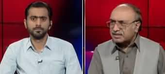 Tajzia With Sami Ibrahim (Fazlur Rehman Politics in Danger) - 5th November 2019