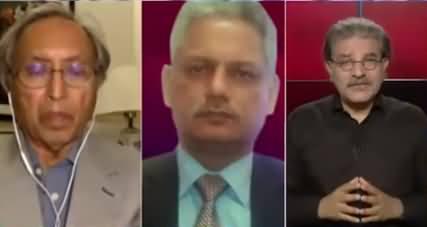 Tajzia with Sami Ibrahim (Jahangir Tareen vs PM Imran Khan) - 7th April 2021